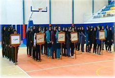 جشنواره ورزشی دانش آموزان دختر استان با حضور48 تیم آغاز شد