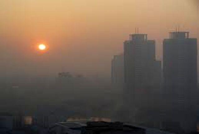 سنجش آلایندگیهای مختلف در سطح شهر مشهد
