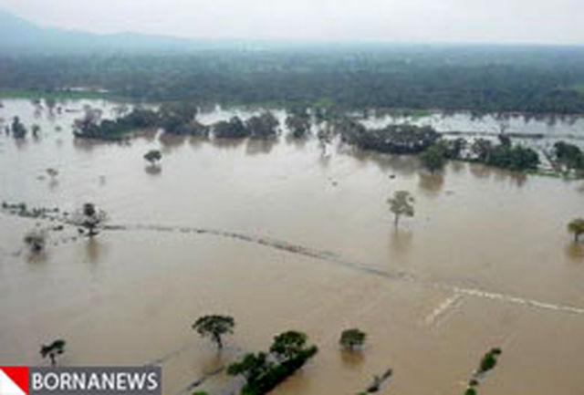 کشته شدن 13 نفر در سیل سری لانکا