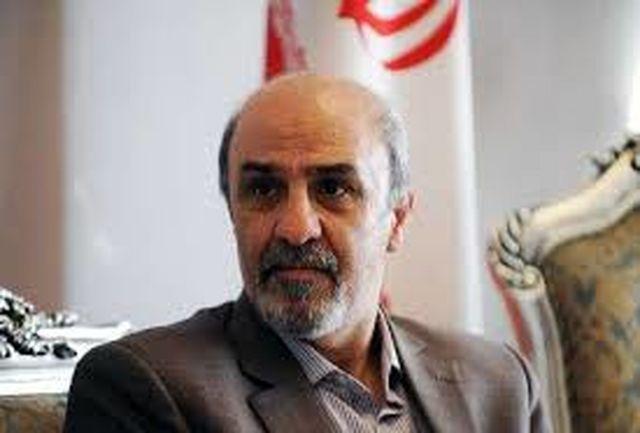 وزیر ورزشوجوانان از بازیکنان و کادر فنی تیم بسکتبال ایران تشکر کرد