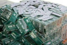 کشف 134 هزار قرص غیرمجاز در زاهدان
