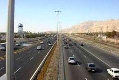 در جاده های البرز ترافیک عادی و روان است