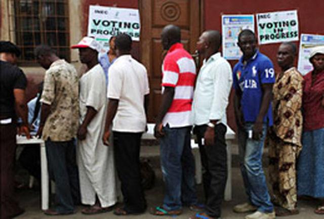 مردم نیجریه فردا به پای صندوقهای رای می روند