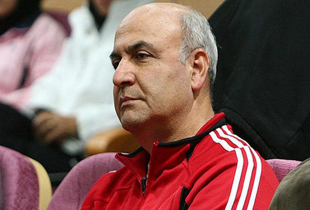 محصص: شکست برابر تاجیکستان درس بزرگ برای بازیکنان بود