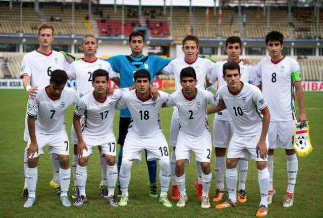 ترکیب تیم ایران مقابل اسلواکی مشخص شد