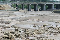 احتمال سیلاب در رودخانههای کرج