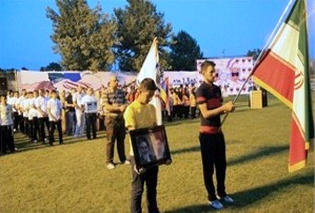 هفدهمین جشنواره بین المللی جام تموز آشوریان در ارومیه آغاز شد