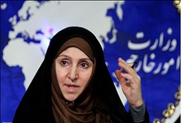 سخنگوی وزارت امور خارجه هرگونه استفاده ابزاری از حقوق بشر را محکوم کرد