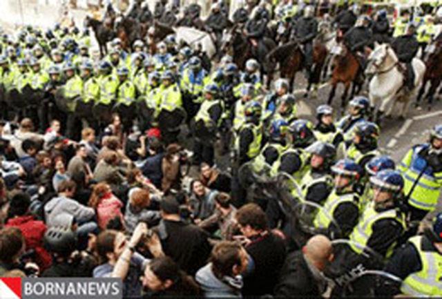 شکایت از اسکاتلندیارد به جرم نقض حقوق بشر فعالان