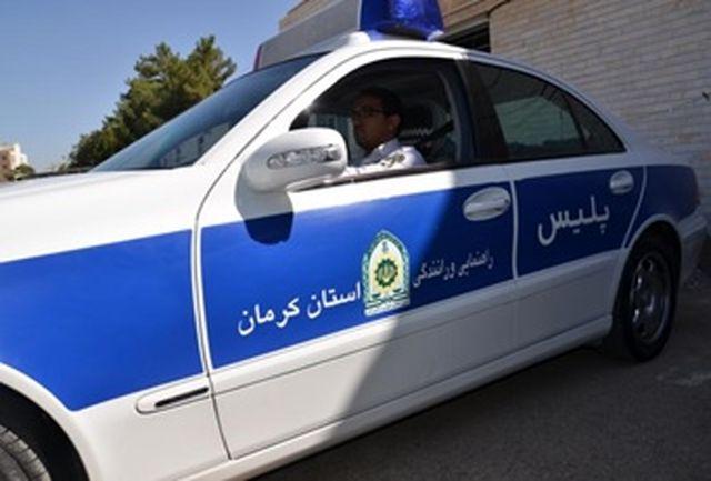 آغاز طرح تابستانه پلیس راهور در شهرستان های کرمان