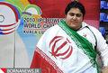 مرد طلایی ایران، بهترین ورزشکار جهان شد