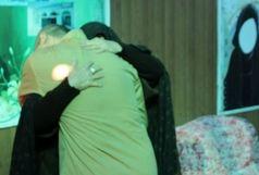دیدار مادر با فرزند پس از 24 سال در زندان