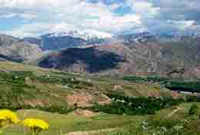 جلسه حفظ حقوقبیتالمال در اراضی و منابعطبیعی مازندران برگزارشد
