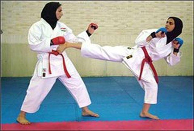 مسافران آسیایی تیم کاراته بانوان مشخص شدند