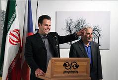شگفتی سفیر جمهوری چک از دیدن عکس های یک ایرانی از پراگ