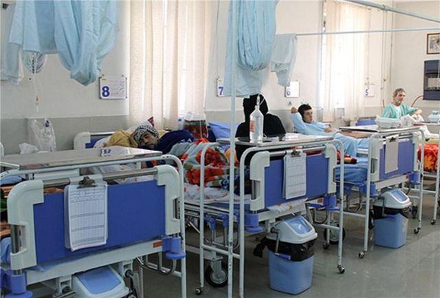 ارتقاء ظرفیت تخت های فعال بیمارستان خلیج فارس بندرعباس تا پایان سال95