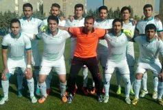 پیروزی خارج از خانه کاسپین برابر استقلال جنوب تهران