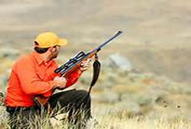 پارسال 50 شکارچی متخلف در یزد دستگیر شدند