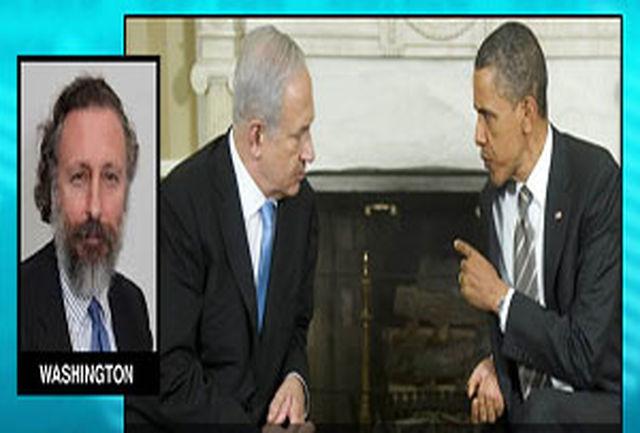 در نظام سیاسی آمریکا حمایتهای بسیار قوی از اسرائیل وجود دارد
