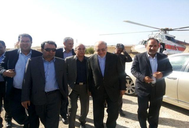 شروع عملیات اجرایی معدن فسفات چرام در سفر هیات دولت به کهگیلویه و بویراحمد