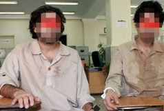 دستگیری متهمان فراری تیراندازی