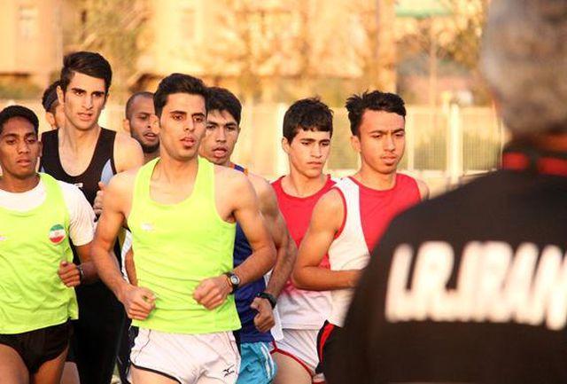 اردوی تیم ملی دوومیدانی نوجوانان تشکیل می شود