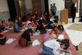 برگزاری مسابقه نقاشی ایثار و مقاومت در فاروج