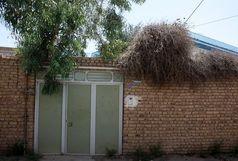 خانه پدری دکتر روحانی در سرخه ماندگار شد