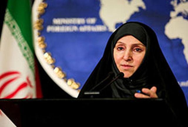 سخنگوی وزارت امور خارجه ایران به دولت و ملت روسیه تسلیت گفت