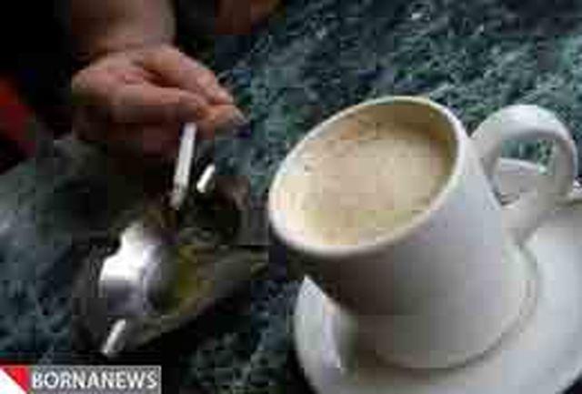 نَفَس آلوده کافه های دنج پایتخت
