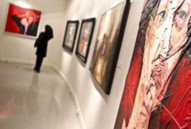 برپایی هفت نمایشگاه در هفت گالری خانه هنرمندان ایران