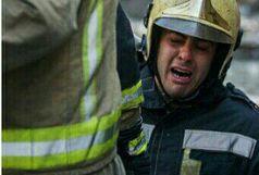 آتش نشانان سربازان جسور سنگر خدمت ومردانی از جنس ایثارند