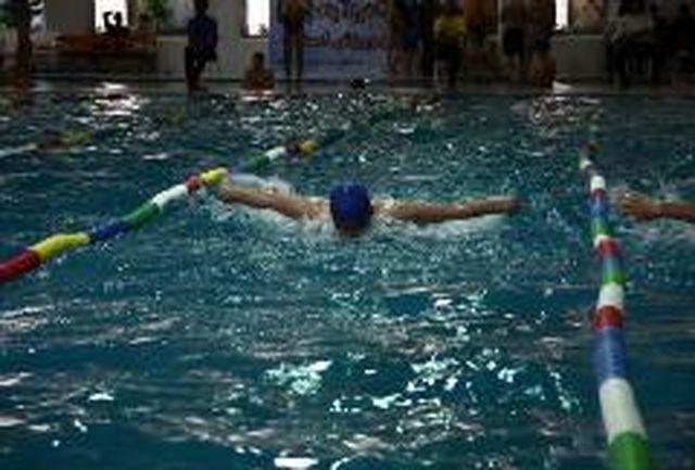 انصاری به مرحله نیمه نهایی شنای 50 متر پروانه صعود کرد