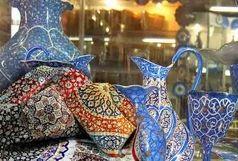 تولیدات صنایع دستی استان ایلام به عراق صادر میشود
