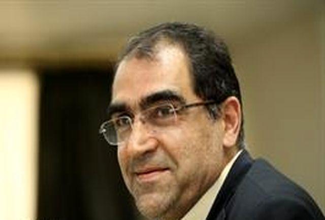 تأکید وزیر بهداشت بر کاهش تصدی گری