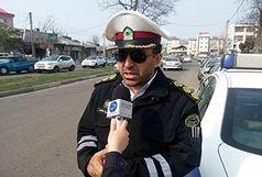 هدیه پلیس راهور گیلان به مناسبت عید سعید فطر
