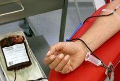 بیش از 2 هزار واحد خون هدیه خیران گیلانی به زلزله زدگان
