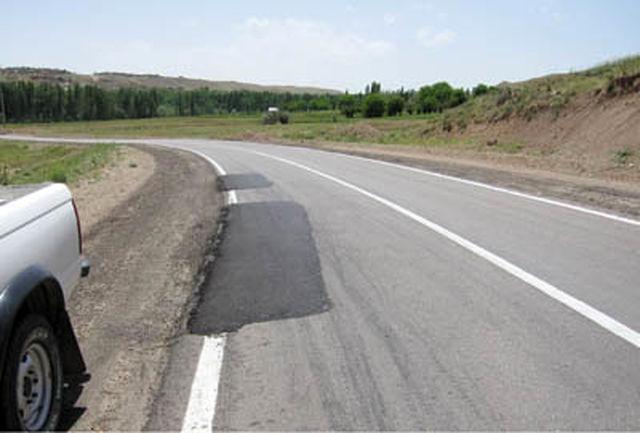 راه های منطقه الموت آماده پذیرایی از مسافران نوروزی