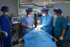 بیمارستان صحرایی 30 تخته خوابی در سیریک برپا شد