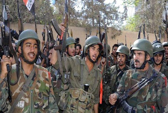پیشروی ارتش سوریه در حلب و حماه