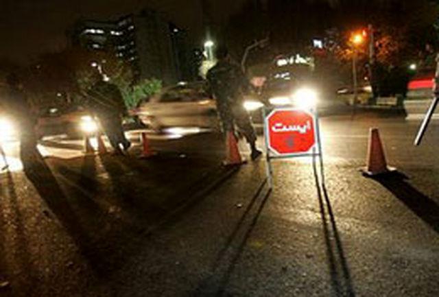 حمله تروریستی به ایست بازرسی ناجا در اهواز