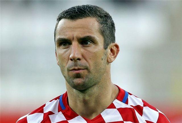 سرنا، از تیم ملی کرواسی خداحافظی کرد
