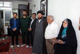 دیدار با خانواده شهدای ورزشکار به مناسبت سالروز آزاد سازی خرمشهر