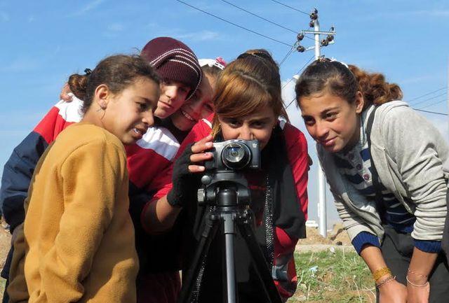 فیلمی از کودکان کوبانی و شنگال در کاخ سفید آمریکا به نمایش میآید