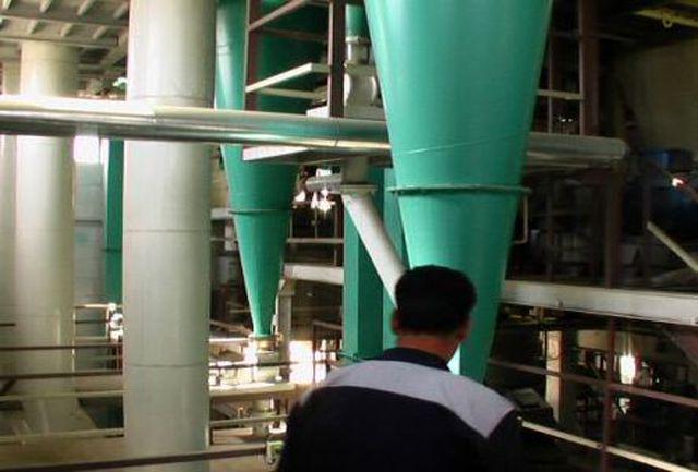 ساخت دستگاه تولید خوراک آبزیان در چهارمحال و بختیاری