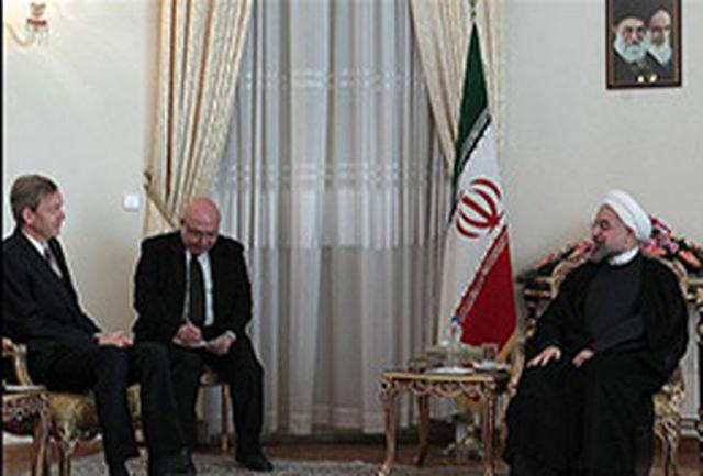 رئیس جمهور: ایران استفاده از سلاح کشتار جمعی را غیراخلاقی میداند