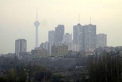 هوای تهران به مرز «ناسالم» رسید