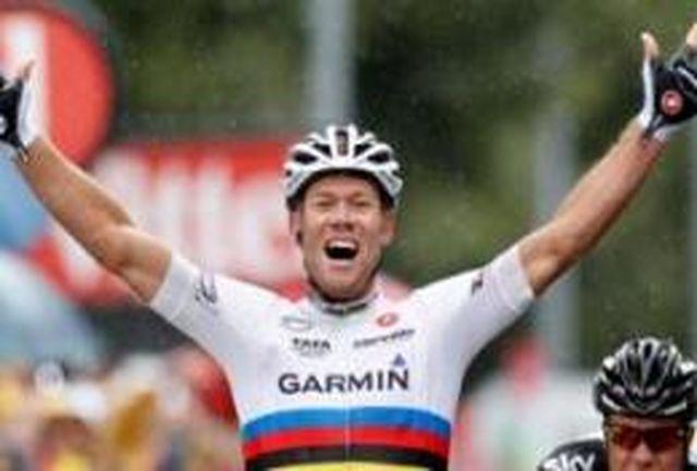مسابقات دوچرخه سواری تور فرانسه/ رکابزن نروژی فاتح مرحله شانزدهم شد