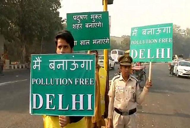 محدودیت رفت و آمد خودروهای شخصی برای کاهش آلودگی هوا