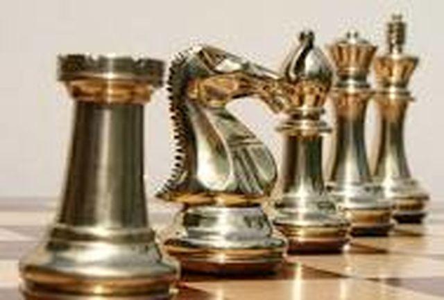 اعلام نتایج مسابقات شطرنج گرامیداشت« شهدای مدافع حرم»